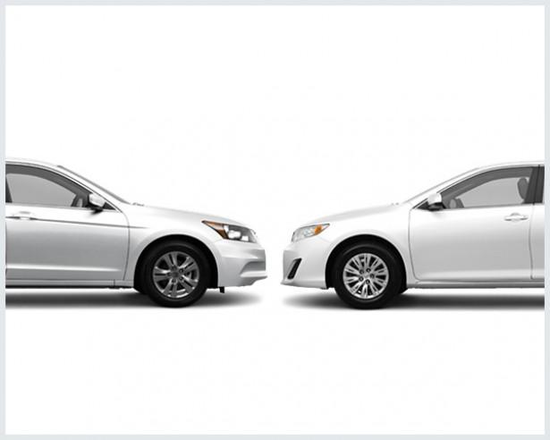 Toyota Camry Vs. Honda Accord