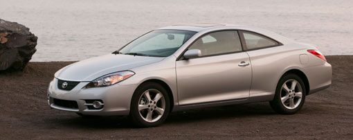 Toyota dropping Camry Solara coupe?
