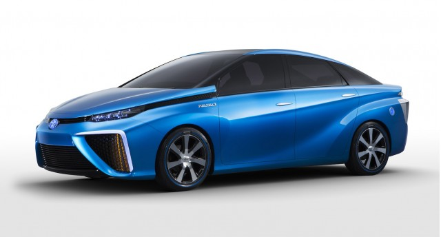 Toyota At Tokyo Motor Show >> Hydrogen Fuel-Cell Cars Price-Competitive With Electrics By 2030, Toyota Says