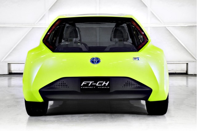 Toyota FT-CH Compact Hybrid Concept