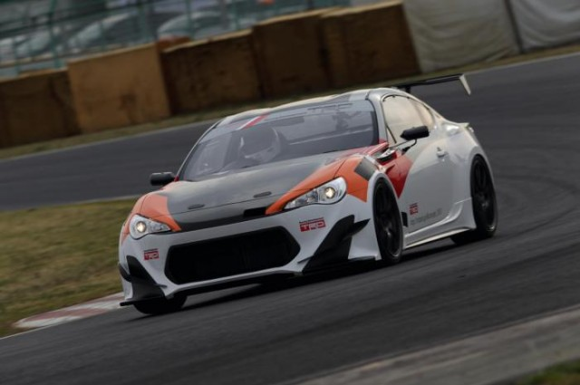 Toyota GT 86 Griffon Project