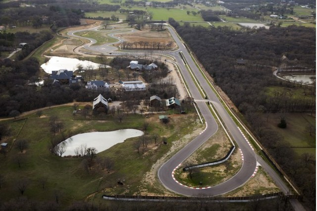 Toyota is building a ranch retreat with a race track in Texas