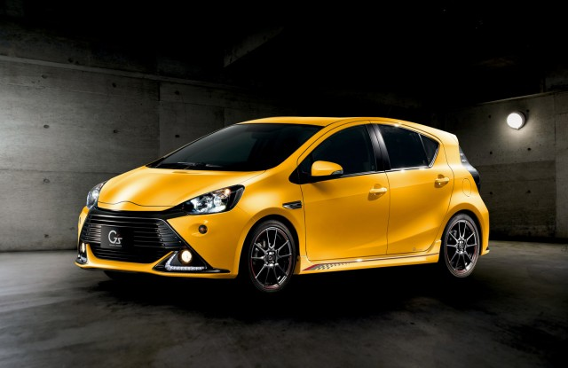Toyota Prius C Sports concept, 2013 Tokyo Motor Show