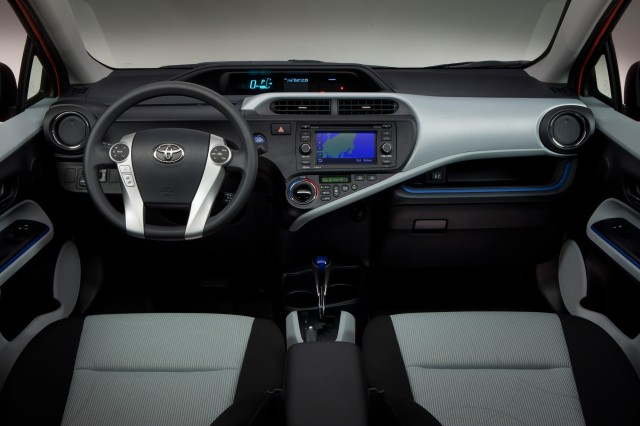 2013 Toyota Prius C, as shown at 2011 Tokyo Motor Show