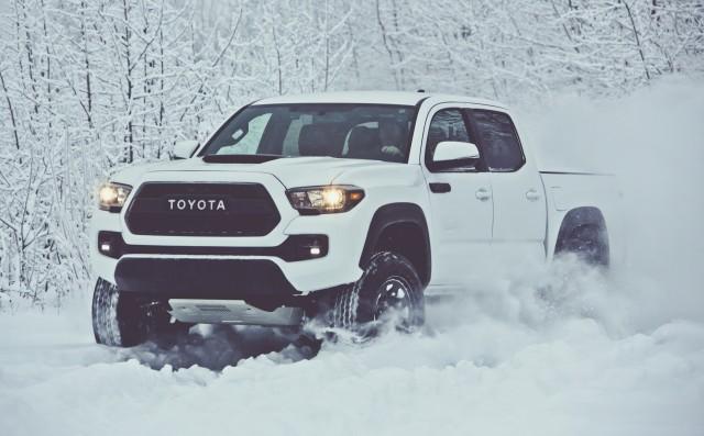 Toyota reveals rugged Tacoma TRD Pro