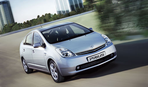 Toyota to develop diesel hybrid by 2010