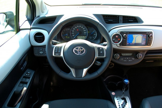 Toyota Yaris Hybrid Driven Why Europeans Wont Get Prius C