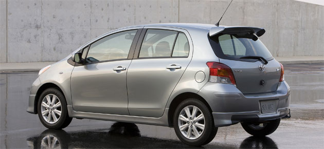 The smaller, cheaper car would take on the Honda Fit hybrid