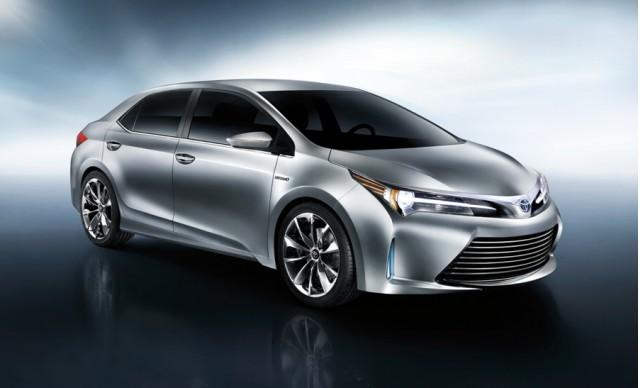 Toyota Yundong Shuangqing II Concept - Shanghai Auto Show 2013
