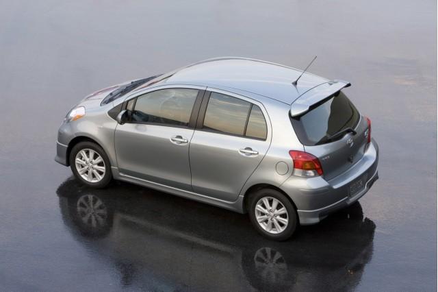 2009 Toyota Yaris 5-door