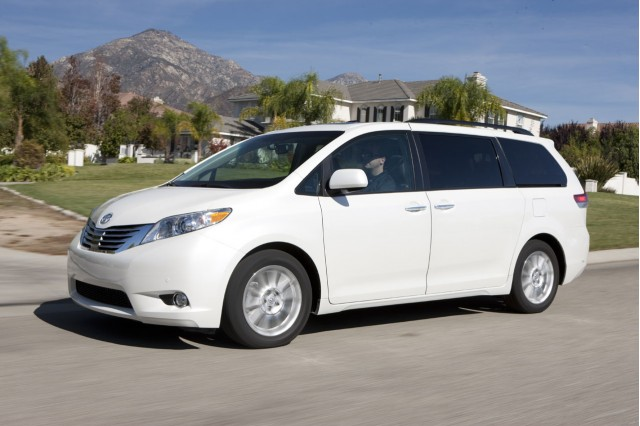 Best Used Family Car 2013 The Car Connection S Picks