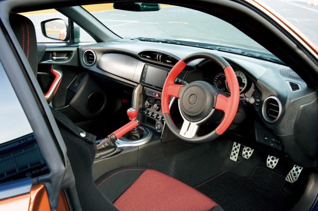 Toyota GT 86 (Scion FR-S)