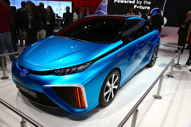 Decoding Toyotas ElectricCar Disdain A Role For Fuel Cells