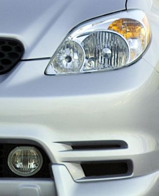 Toyota Matrix front