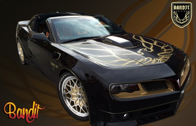 Trans Am SE Bandit Edition based on the fifth-generation Chevrolet Camaro