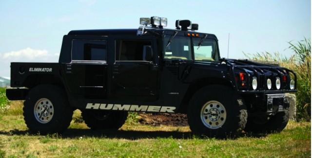 1996 Hummer H1 originally owned by Tupac Shakur