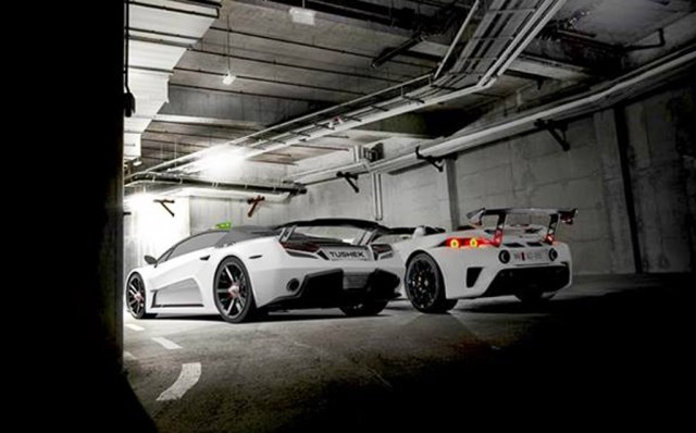 Tushek Forego T700 and Renovatio T500