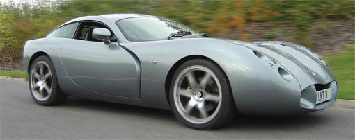 TVR announces production of 60 new Typhoons