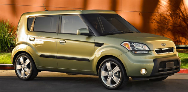 The Kia Soul will be headed to the U.S. this year as a 2010 model
