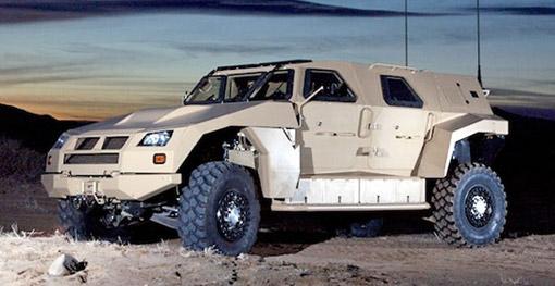 U.S. military working on next-gen Humvee