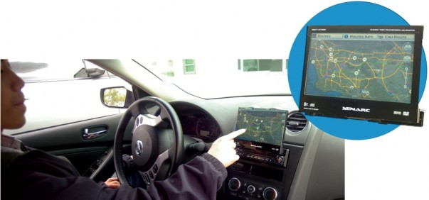 UCR's GPS System For Electric Cars