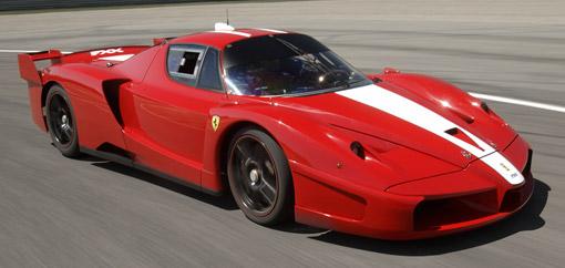 Huge Assortment Of Rare Ferraris, Including 288 GTO, F40, F50 And ...