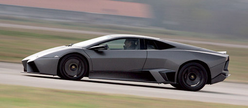 Ultra-rare Lamborghini Reventon supercar up for sale