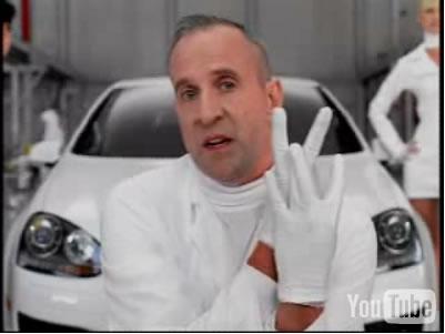 'Un-Pimp My Ride' ad for Volkswagen Golf