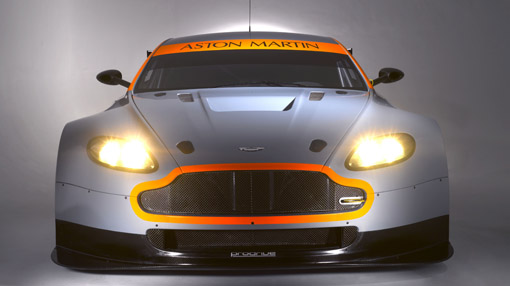 Update: Aston Martin Racing shows off Vantage GT2