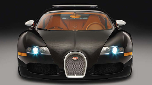 Update: Bugatti Veyron Sang Noir limited to just 15 cars