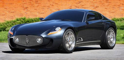 Update: Carrozzeria A8 GCS Berlinetta concept