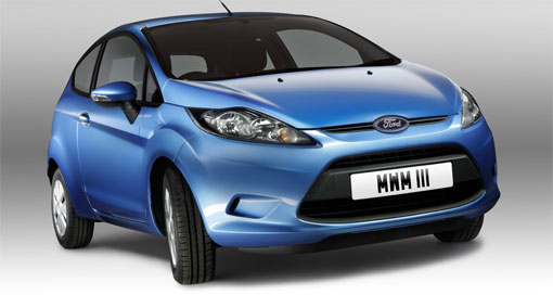 Update: Ford Fiesta EcoNetic unveiled in London
