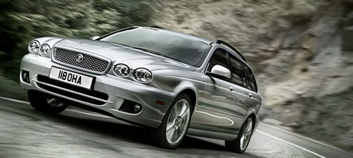 Update: Jaguar updates X-Type, drops it from U.S. lineup