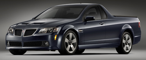 Update: Pontiac G8 ST to feature direct-injection V6