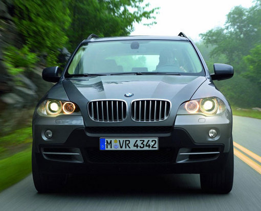 Updated - Official images of the 2007 BMW X5