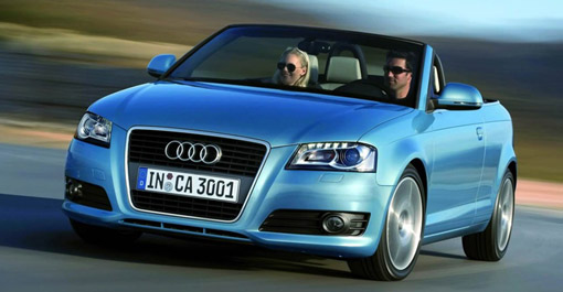 Updated: Audi A3 Cabrio video and gallery