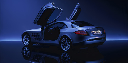 Updated: More details on Mercedes' super-sports car