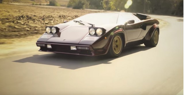 Google News Lamborghini Countach Latest