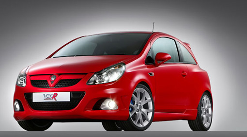 Vauxhall's hot new Corsa VXR