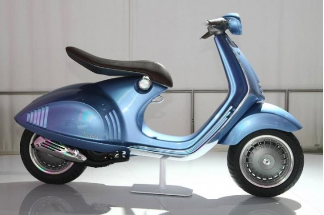 Vespa Quarantasei (Photos: Vespa Facebook)