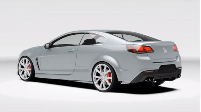 VF Holden Monaro concept