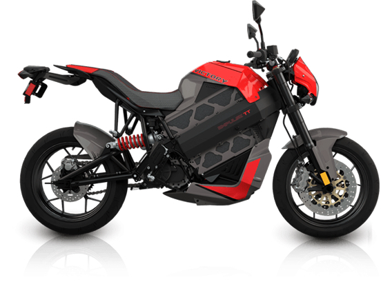 Victory Empulse electric motorcycle