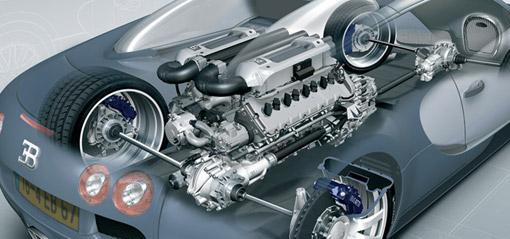 W24 Engine Bugatti Video: Constructing th...