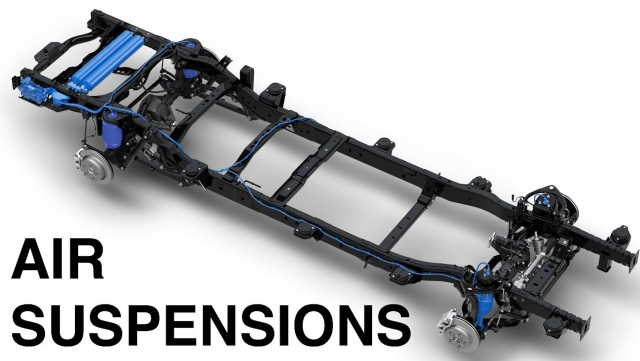 Video explains what is an air suspension