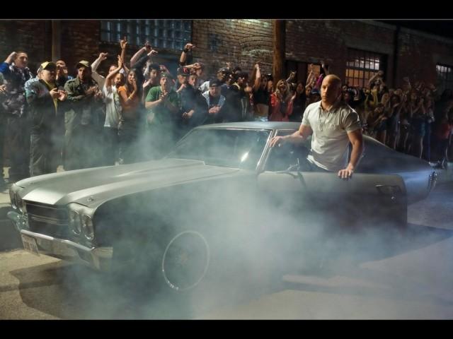Vin Diesel from 'Fast & Furious'