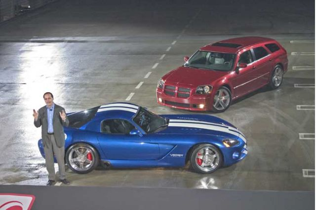 Viper SRT-10 and Magnum SRT-8