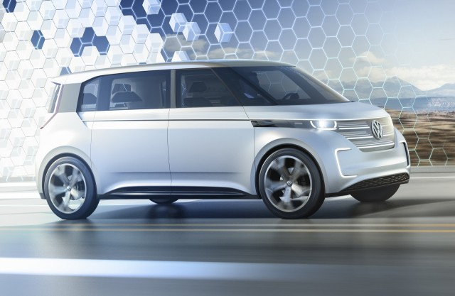 vw commits   electric cars     strategy
