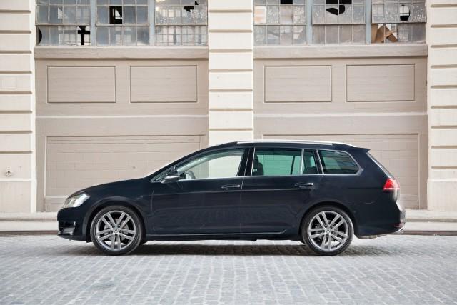 Volkswagen Golf SportWagen Concept - 2014 New York Auto Show