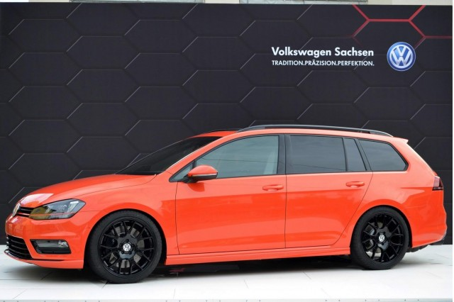 Volkswagen Golf Variant Youngster 5000 at Wörthersee 2014