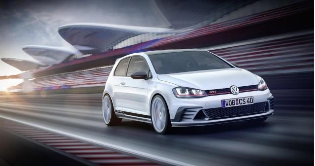 Volkswagen GTI Clubsport concept, 2015 Wörthersee Tour